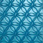 """BENS21SALBT/ BENS21SAP 109 LIGHT BLUE TRANSPARENT 39 x 118 3/4"""" x .8"""""""