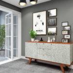 Octolam 1105 Canyon Bianca Furniture