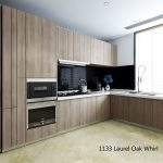 Octolam 1133 Laurel Oak Whirl Kitchen