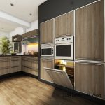 Octolam 1134 Laurel Oak Wash Kitchen