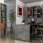 Octolam 1141 Rock Painting Office