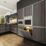 Octolam 1142 Lynx Wood Kitchen