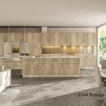 Octolam 1164 Bodega Oak Dining Room