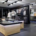Octolam 179 Black Brush Retail Fixtures