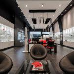 Octolam 549 Corteza Black Retail Interior