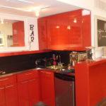 Octolam 936 Blood Red Gloss Restaurant